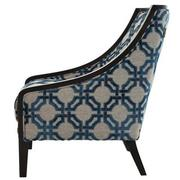 Anchor Accent Chair w/2 Pillows  alternate image, 5 of 10 images.