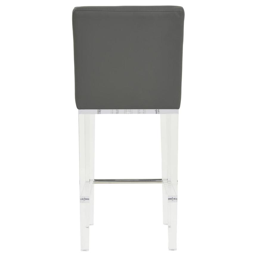 Mina Gray Counter Stool  alternate image, 4 of 6 images.