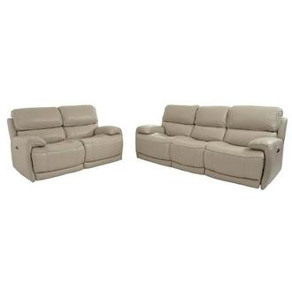 Cody Cream Living Room Set