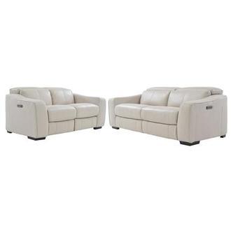 Anabel Cream Living Room Set El Dorado Furniture