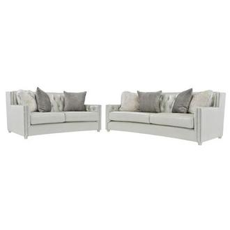 Sonia Cream Living Room Set