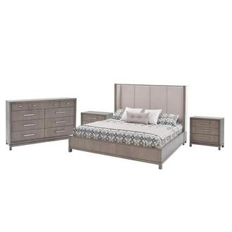 Rachael Ray's High Line 4-Piece King Bedroom Set