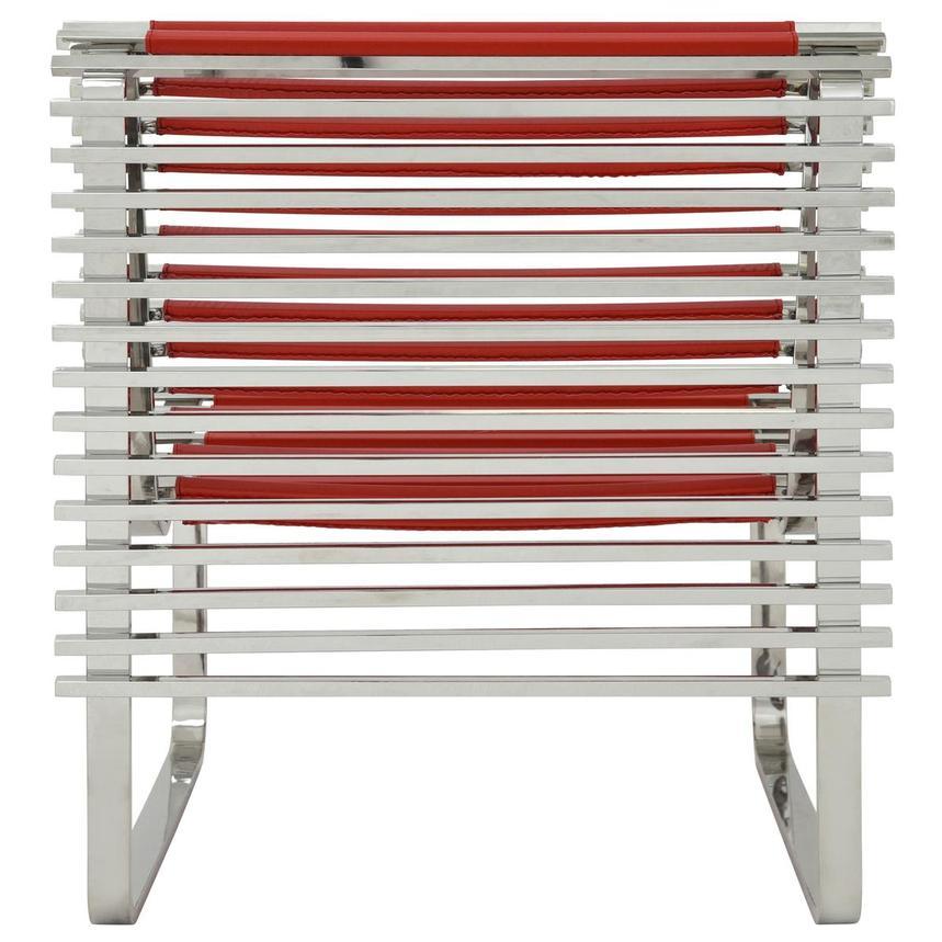 Excellent Sensation Red Accent Chair Theyellowbook Wood Chair Design Ideas Theyellowbookinfo