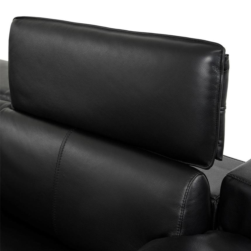 Jeremy Power Motion Leather Sofa w/Right & Left Recliners  alternate image, 5 of 10 images.