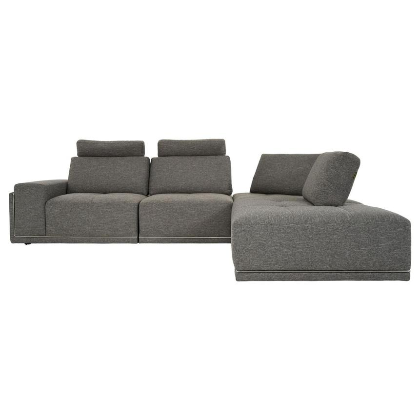 Satellite Sectional Sofa w/Right Chaise  alternate image, 3 of 10 images.