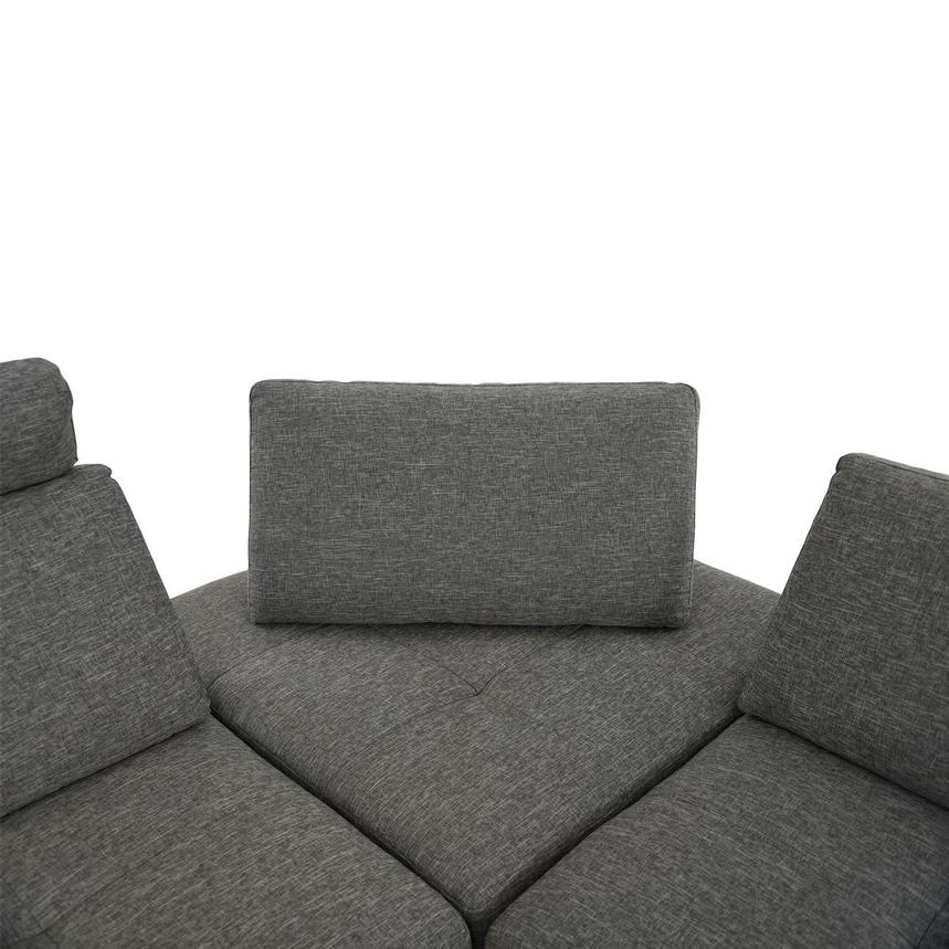 Satellite Sectional Sofa w/Right Chaise  alternate image, 8 of 10 images.