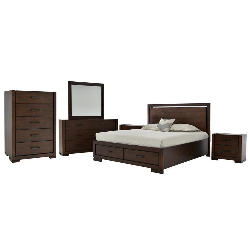 Allison 6-Piece King Bedroom Set