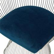 Aviary Blue Accent Chair  alternate image, 7 of 7 images.