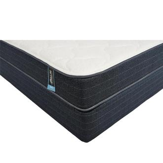 Bay Full Mattress w/Low Foundation by Palm