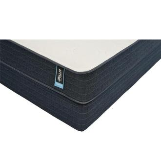 Coral King Mattress w/Regular Foundation by Carlo Perazzi