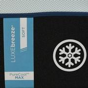 Luxe-Breeze Soft King Mattress w/Regular Foundation by Tempur-Pedic  alternate image, 5 of 6 images.