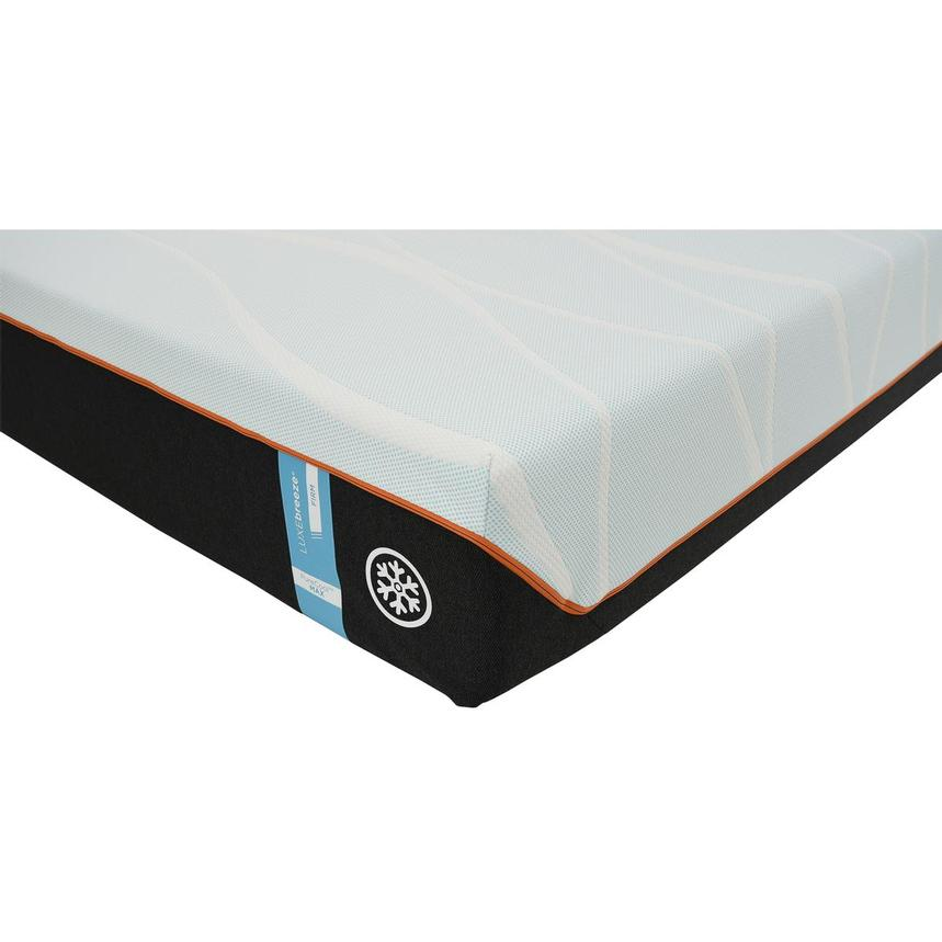 Luxe-Breeze Firm Queen Mattress by Tempur-Pedic  main image, 1 of 5 images.