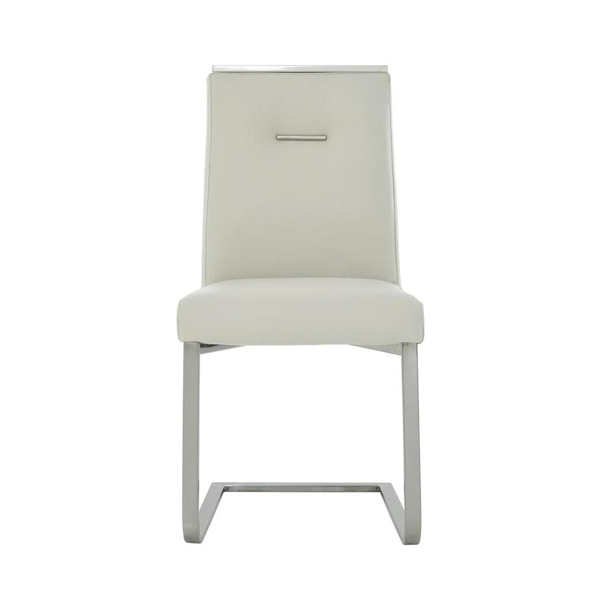 Stina White Side Chair  main image, 1 of 7 images.