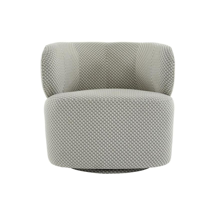 Julio Swivel Accent Chair  main image, 1 of 6 images.