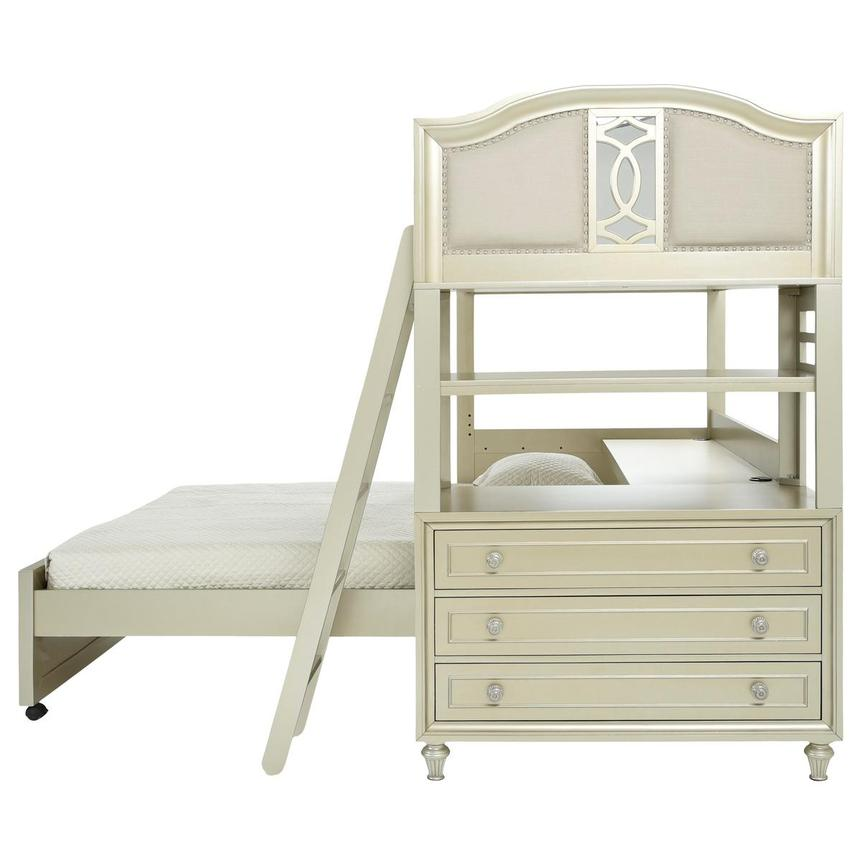 Regency Twin Over Full Bunk Bed w/Storage  alternate image, 4 of 17 images.
