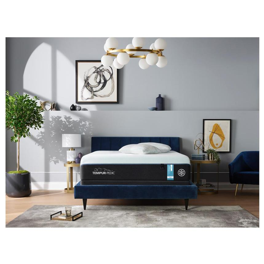 Luxe-Breeze Soft Twin XL Mattress by Tempur-Pedic  alternate image, 2 of 6 images.