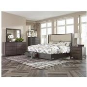 Edina 6-Piece King Bedroom Set  alternate image, 2 of 7 images.