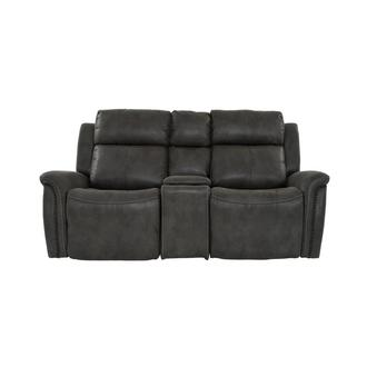 Lucie Power Reclining Sofa w/Console