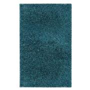 Lux Blue 5' x 7' Area Rug  main image, 1 of 3 images.