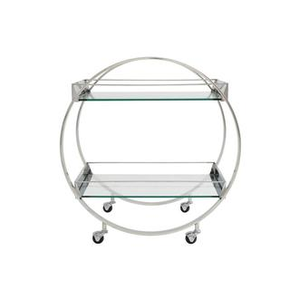 Orchid Bar Cart