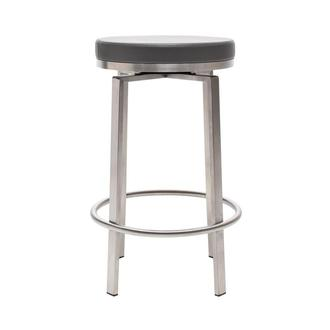 Ryan Gray Swivel Counter Stool