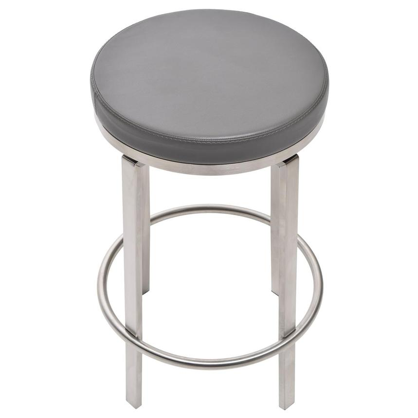 Ryan Gray Swivel Counter Stool  alternate image, 4 of 6 images.