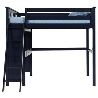 Haus Blue Twin Loft Bed