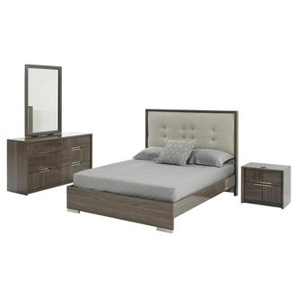 Pamela 4-Piece Full Bedroom Set