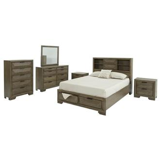Mathew 6-Piece Queen Bedroom Set