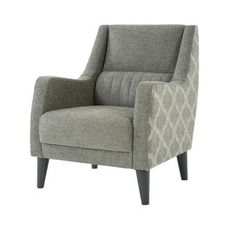 Marcelo Gray Accent Chair