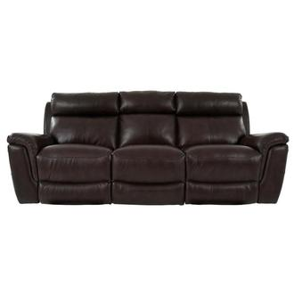 Bronco Leather Power Reclining Sofa