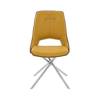 Kylie Yellow Side Chair