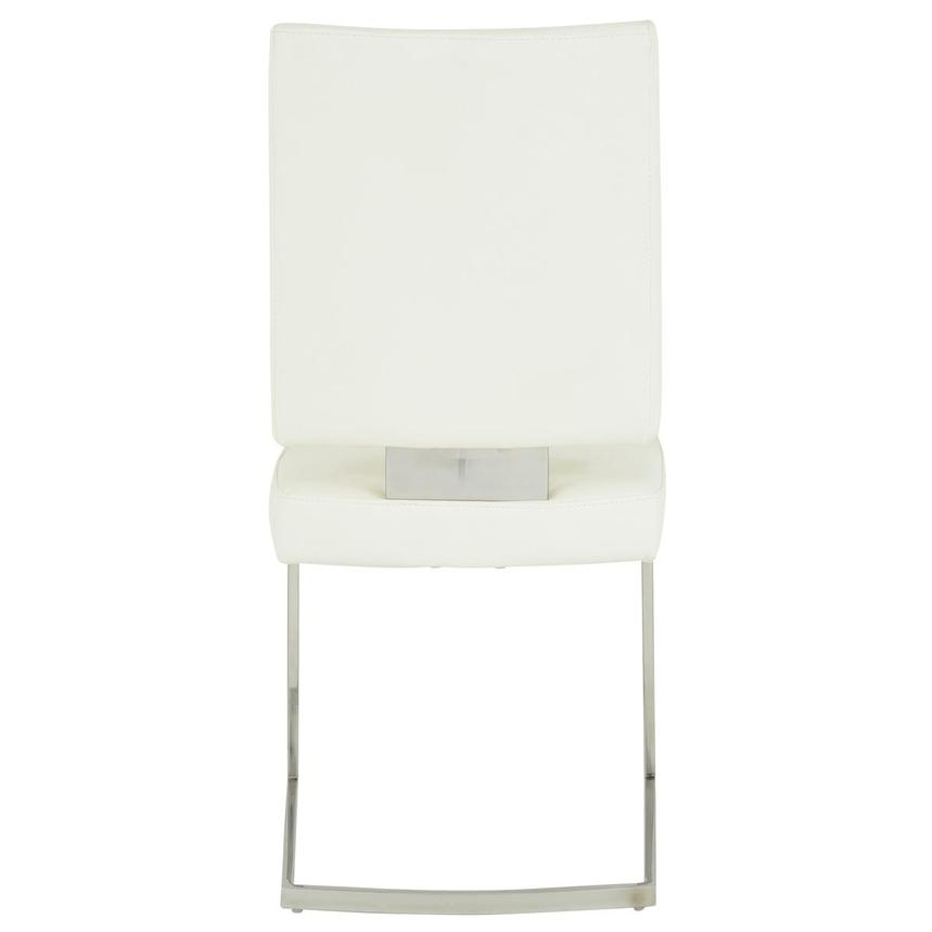 Sveva White Side Chair  alternate image, 4 of 6 images.