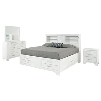 Jordyn 4-Piece King Bedroom Set