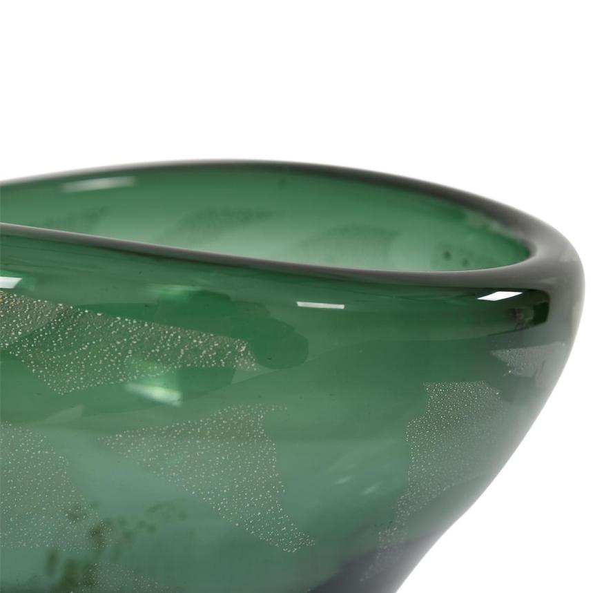 Euphoria Green Glass Bowl  alternate image, 5 of 5 images.
