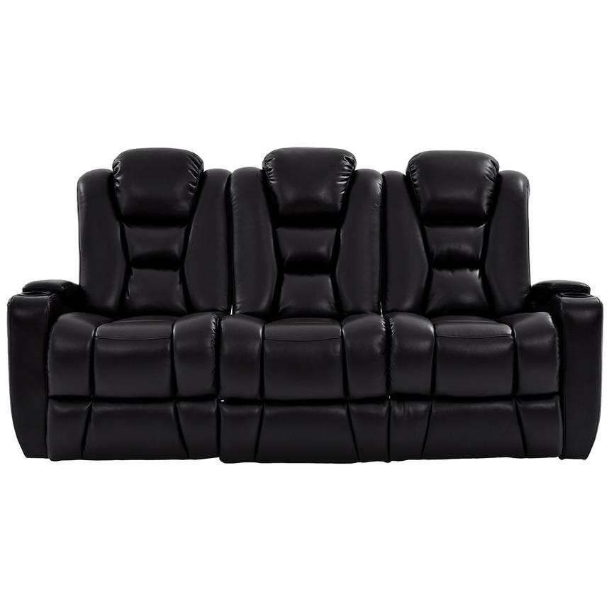 Transformer II Black Living Room Set