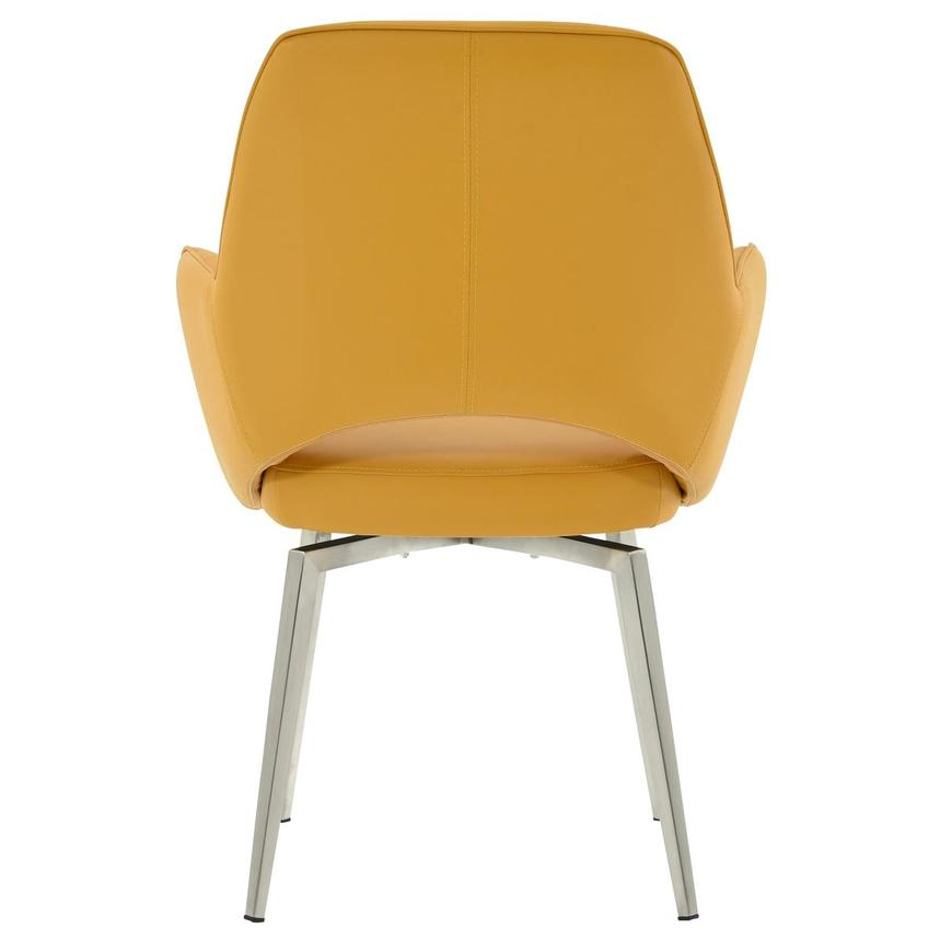 Finley Yellow Side Chair  alternate image, 4 of 6 images.