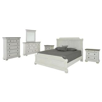 Willow 6-Piece King Bedroom Set
