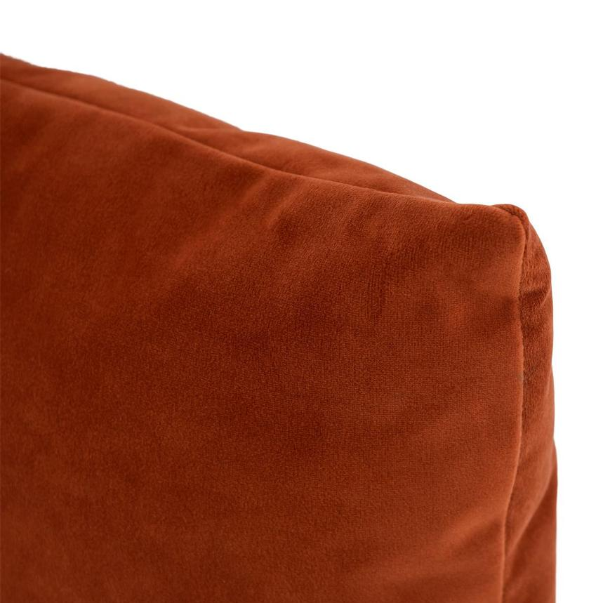 Andy Orange Two Accent Pillows  alternate image, 4 of 4 images.