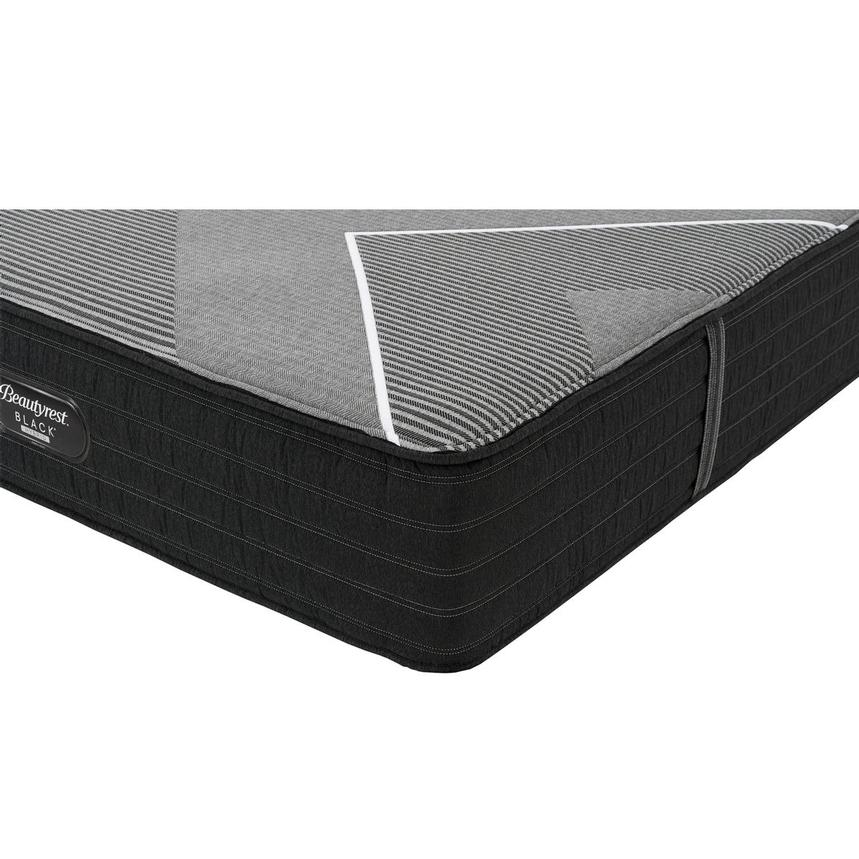 BRB-X-Class Hybrid Med. Firm Queen Mattress by Simmons Beautyrest Black Hybrid  main image, 1 of 4 images.