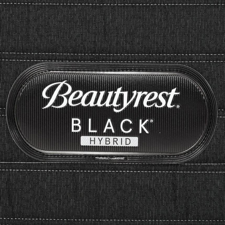 BRB-X-Class Hybrid Med. Firm Twin XL Mattress by Simmons Beautyrest Black Hybrid  alternate image, 4 of 4 images.