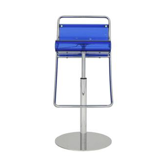 Sadie Blue Adjustable Stool