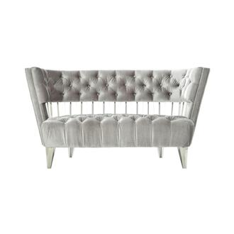 Brody Gray Loveseat
