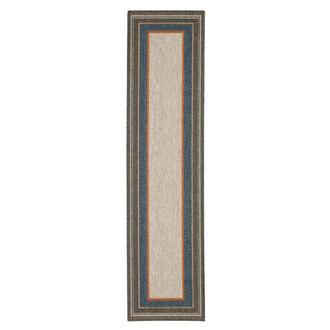 Justice 3' x 5' Indoor/Outdoor Area Rug