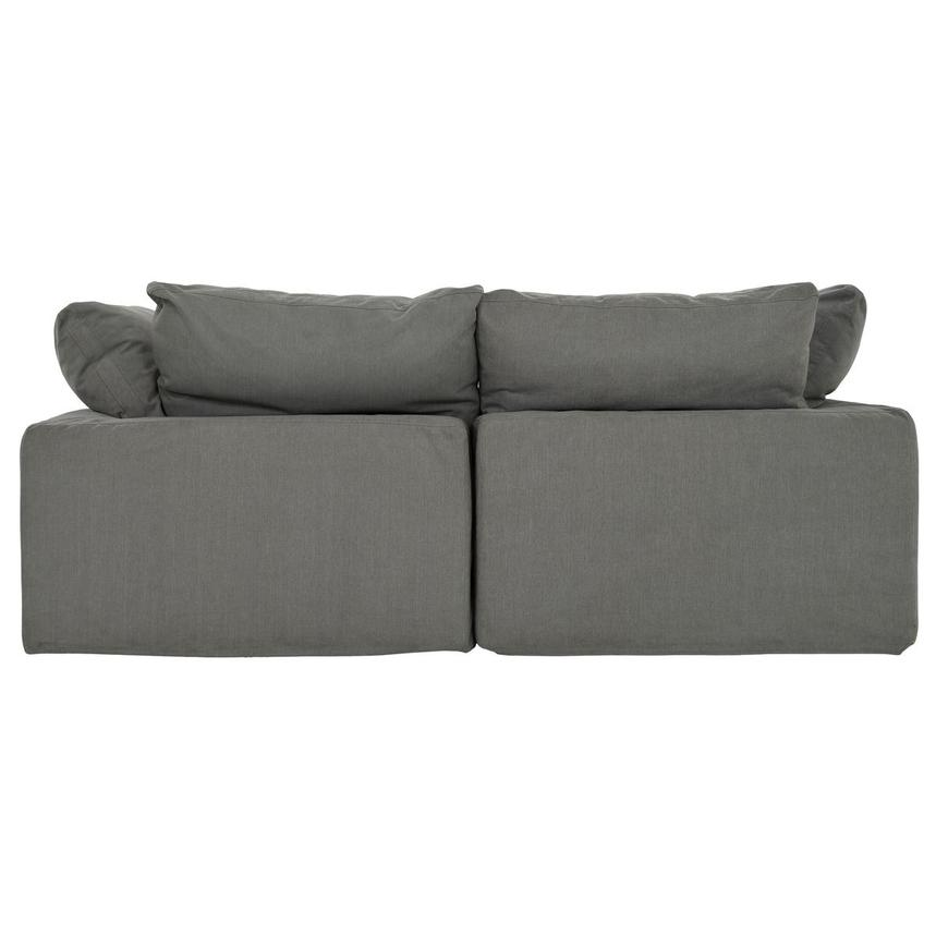 Nube II Gray Sofa  alternate image, 4 of 6 images.