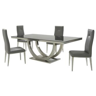 Ulysis II/Gavin Gray 5-Piece Dining Set