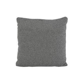 Okru Dark Gray Accent Pillow