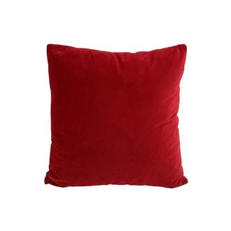 Okru Red Accent Pillow