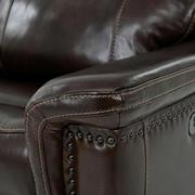 Billy Joe Home Theater Leather Seating  alternate image, 8 of 11 images.