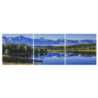 Altai Set of 3 Acrylic Wall Art